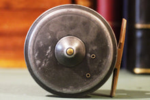 "Load image into Gallery viewer, A Rare 3.1/2"" Dingley Fly Reel"