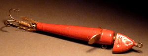 "A Rare Hardy Keel Head Devon 3.1/2"" Terracotta Red in Colour"