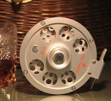 Load image into Gallery viewer, A Rare Left Hand Ari Hart S3 Salmon Reel, Number 518