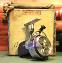 Load image into Gallery viewer, A Rare Mint Hardy 'Altex' NO2 MK5 Reel