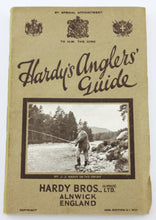 Load image into Gallery viewer, Hardy's Angler's Guide. 1927