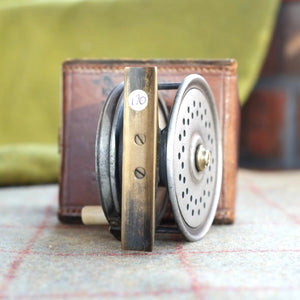 "2.75"" C.Farlow & Co Regal Reel"