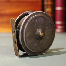 "Load image into Gallery viewer, Dingley 3"" Trout Reel, J.Bernard & Son"