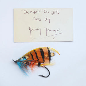 Jimmy Younger, 6/0 Durham Ranger Salmon Fly