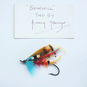 Jimmy Younger, 6/0 Benchill Salmon Fly