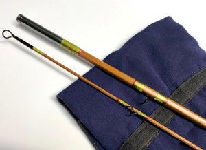 "Farlow's ""Stream Series"" 2 Piece Cane Trout Fly Rod, 8' #6"