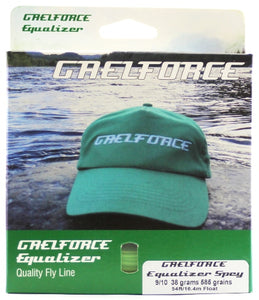 Gaelforce Equalizer Spey - 9/10 38 Grams, 586 Grains, 54ft/16.4m Float