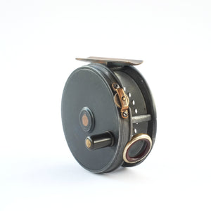 "H.Moore Dingley Built 3"" Trout Fly Reel"