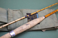"Load image into Gallery viewer, Hardy CC De France Rod, 8' 10"" 2 Piece"