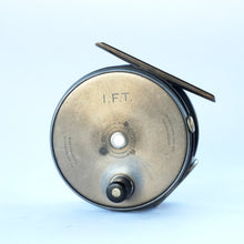 "Load image into Gallery viewer, Hardy Perfect 4 1/4"" Salmon Fly Reel 'I.F.T.'"