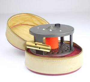 A Hardy Marquis No.3 Salmon-Fly Reel