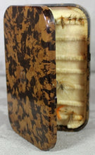 Load image into Gallery viewer, Hardy Neroda Ginger Fly Box (1940s)