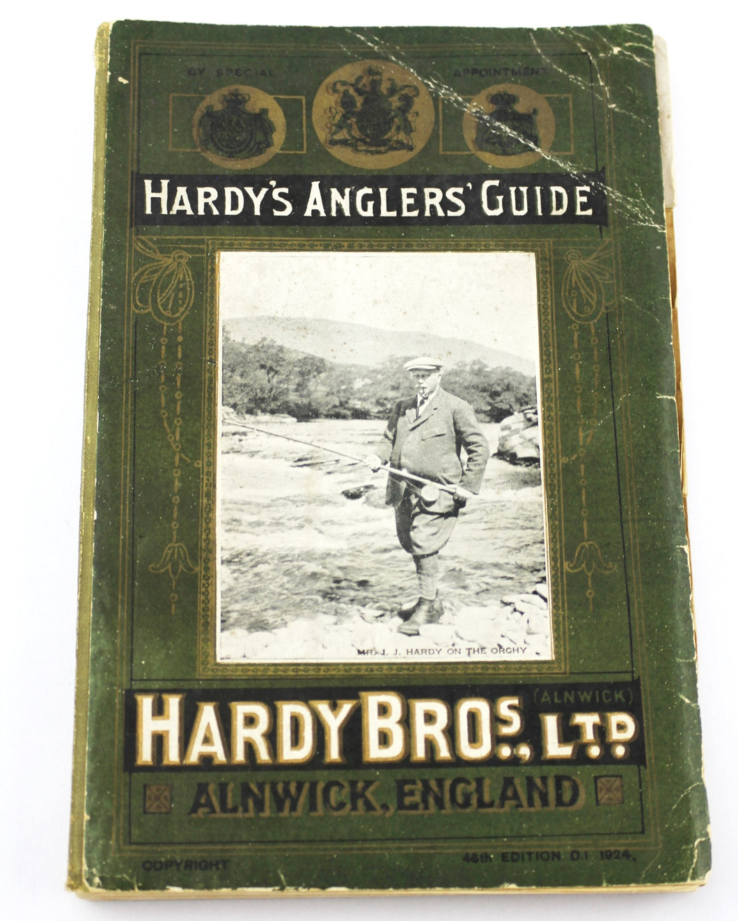Hardy's Anglers' Guide, 1924