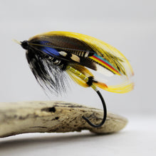 Load image into Gallery viewer, Jock Scott 6/0 Salmon Fly, By Davie McPhail
