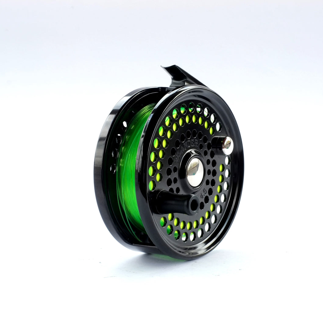 Islander LA 4.5 Salmon-fly Reel, Black