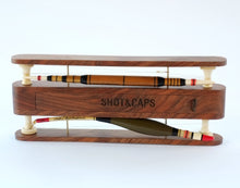 Load image into Gallery viewer, A Rare Walnut Paul Cook Float Winder