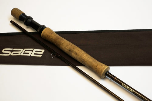 Sage Two Piece Carbon Trout Fly Rod 9'6