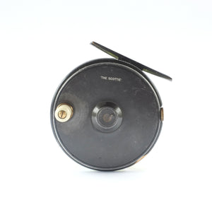 "Sharpes 'The Scottie' 4"" Dingley Reel"