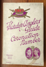 Load image into Gallery viewer, Hardy's Anglers' Guide, Coronation Number 1937