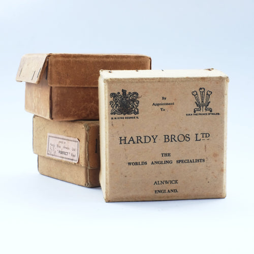 3 x Hardy Brothers Boxes