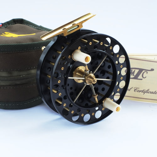 The Mill Tackle Barbus Centre Pin Reel