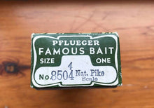 Load image into Gallery viewer, Pflueger, Palomine lure, unused (2)