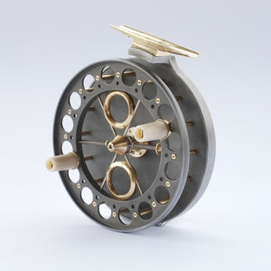 "Garry Mills ""The Wessex"" Reel 4 .5 inch serial number  #2"