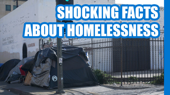 How Many People Are Homeless in America? Shocking Facts About the Homelessness Epidemic [VIDEO]