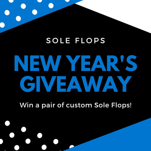 Sole Flops New Year's Giveaway