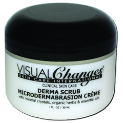 Visual Changes Microdermabrasion Creme