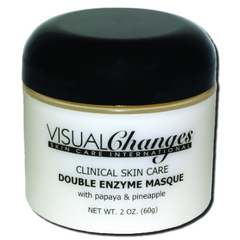 Visual Changes Double Enzyme Mask
