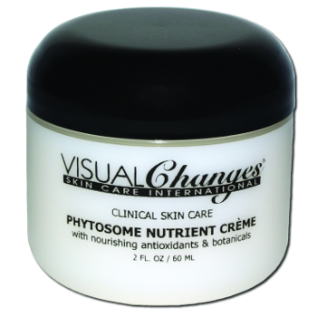 Visual Changes Phytosome Nutrient Creme