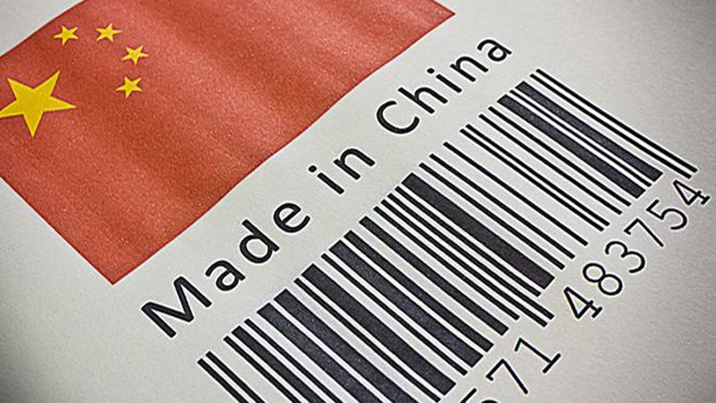 Made in china products list