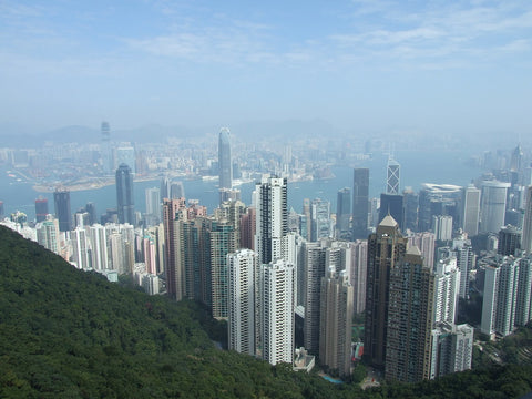 Manufacturers and marketplaces in Hong Kong, China, and Taiwan