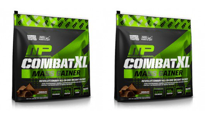 זוג - Combat XL Mass Gainer - 5.44 KG