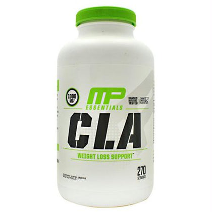 CLA - מכיל 270 כמוסות רכות- MUSCLEPHARM
