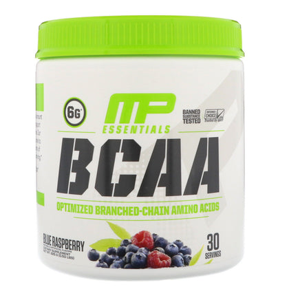 BCAA בטעם אוכמניות - MusclePharm