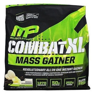 גיינר קומבט אקס אל מאסל פארם - Combat XL Mass Gainer כשר - בטעם בננה