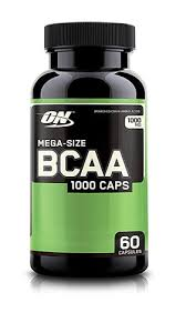 כמוסות BCAA 1000 - מבית OPTIMUM NUTRITION