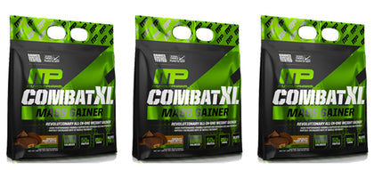 שלישייה Combat XL Mass Gainer - 5.44 KG