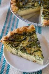 QUICHE EPINARDS