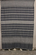 Load image into Gallery viewer, Moroccan Blanket (#LW3-25) - Large Cotton & Wool