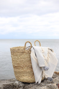 Grande Palm Basket - Medium