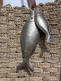 Medium Moroccan Fish Keychain