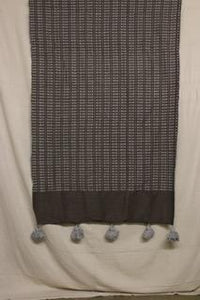 Moroccan Blanket (#SC1-51) - Small Cotton