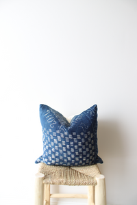 Vintage Pillow Cover #2 - 16 x 16