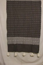 Load image into Gallery viewer, Moroccan Blanket (#SW2-30) - Small Cotton & Wool