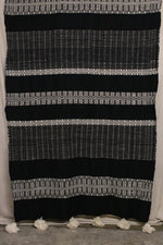 Load image into Gallery viewer, Moroccan Blanket (#LW3-27) - Large Cotton & Wool