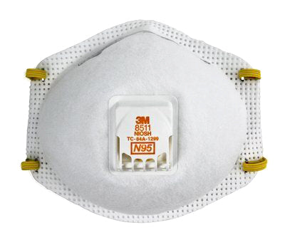 3M N95 Face Mask - 100 PCS