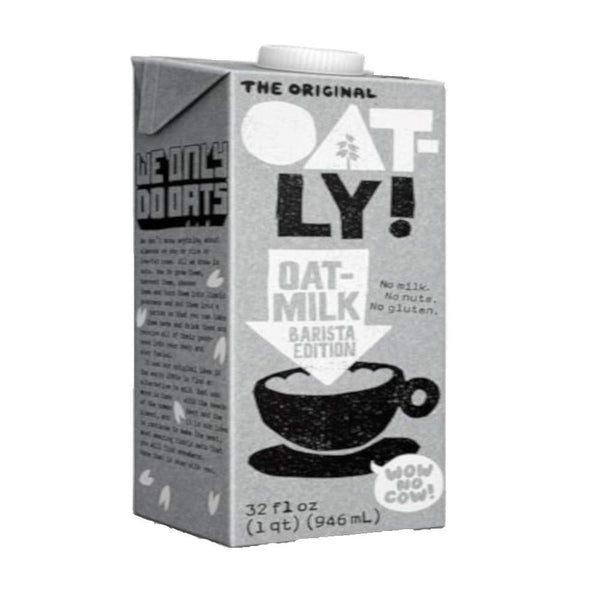 Oatly Oatmilk 32 oz Carton Pack of 12